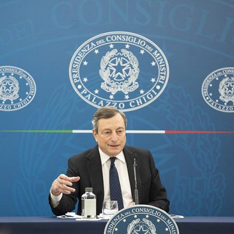 governo Draghi summit