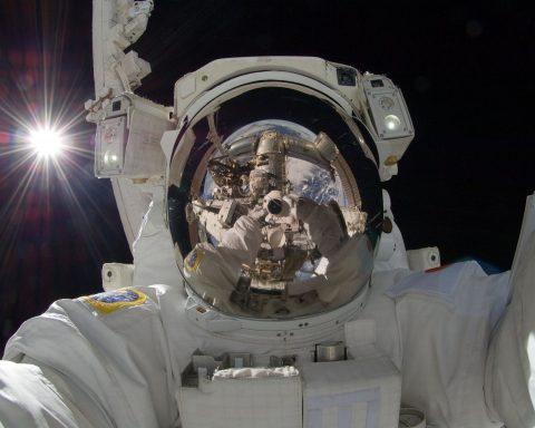 esa - astronauta