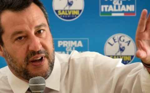 Matteo Salvini - migranti