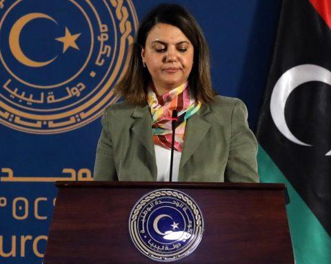 Najla El Mangoush