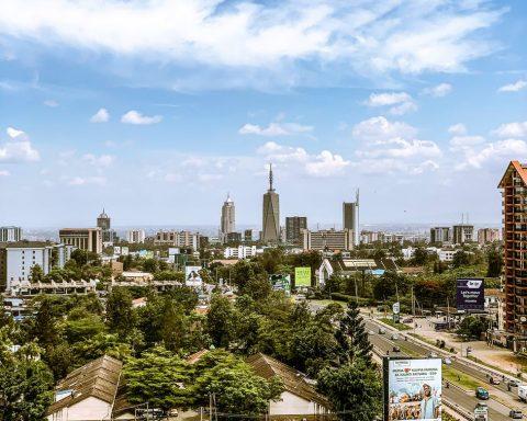 nairobi - covid