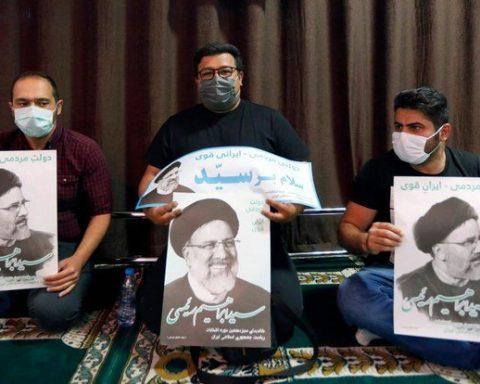 iran - vote