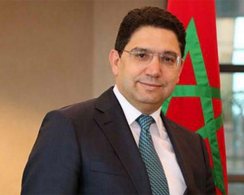 marocco - Nasser-Bourita