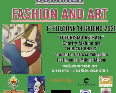 Summer Fashion and Art