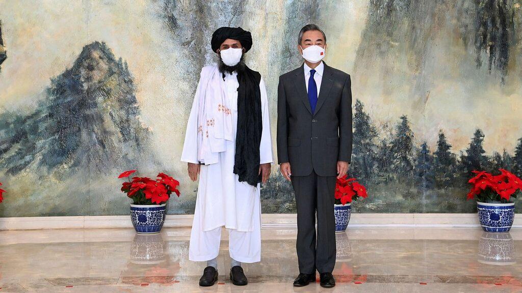 cina - afghanistan