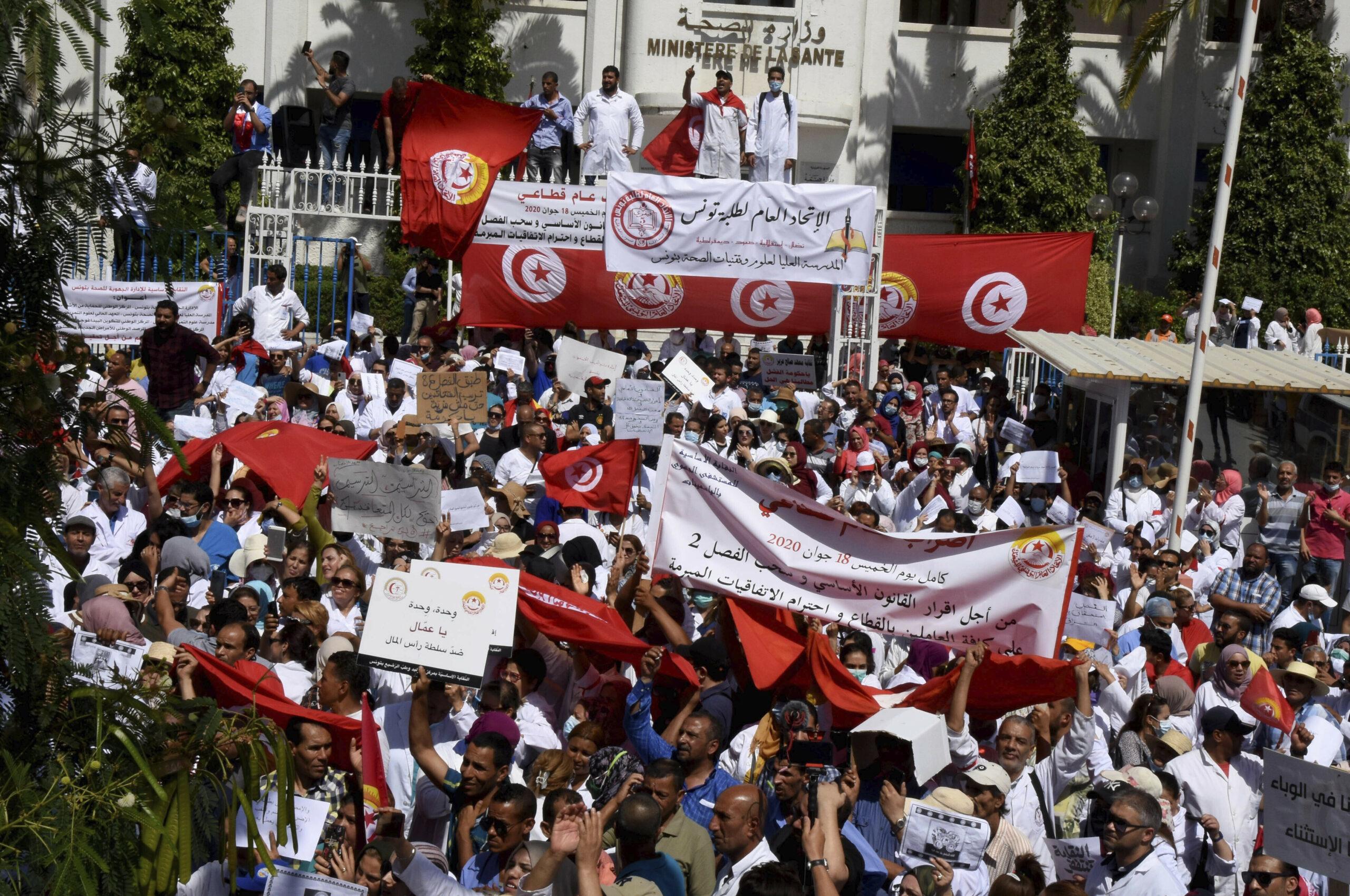 tunisia - laicità