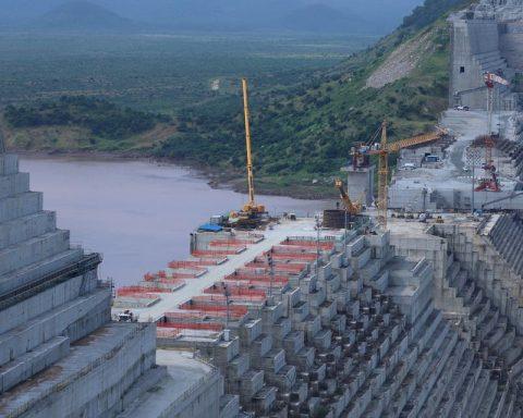 etiopia - diga rinascimento