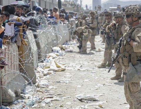 afghanistan migranti