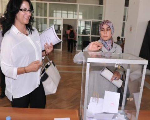 marocco voto