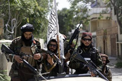 afghanistan talebani