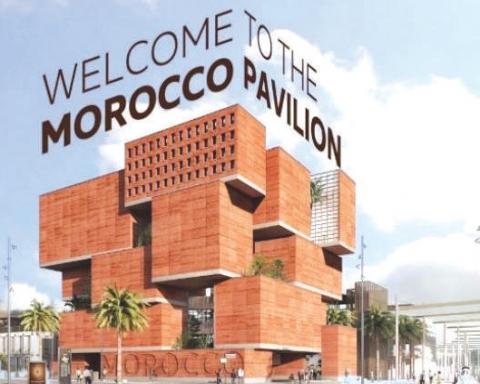expo dubai 2020 marocco